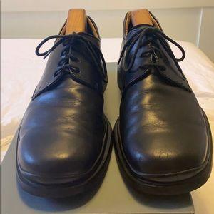 Men's Coach leather dress shoes size 9.5